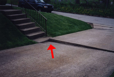Driveway Leveling Concrete Leveling Columbus Mansfiled